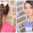 Easy cute hairstyles