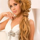 Easy simple hairstyles for long hair