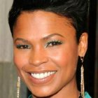 Ebony short hairstyles
