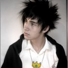 Emo hairstyles for boys with short hair