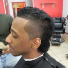 Fade haircut designs