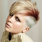 Fashionable short haircuts for women 2015