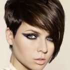 Good hairstyles for short hair girls