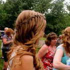 Hair for prom ideas
