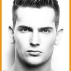 Hairstyle for short hair men