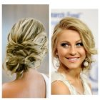 Hairstyles for a prom