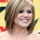 Hairstyles for a round face