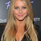 Hairstyles for long blonde hair