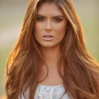 Hairstyles for long hair 2014