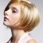 Hairstyles for short bobs