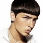 Hairstyles for short hair for boys
