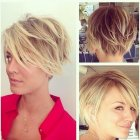 Hairstyles for short hair women 2015