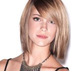 Hairstyles for short to medium hair