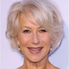 Hairstyles for women 50 and older
