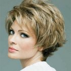 Hairstyles for women over 50 short hair