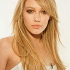 Hairstyles long layers