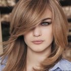 Hairstyles medium layered