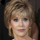Jane fonda haircut