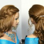 Js prom hairstyle