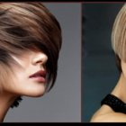 Ladies haircut