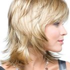 Layered medium haircuts