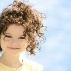 Little girl curly hairstyles