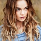 Long hair trends 2015