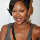 Meagan good short haircut