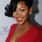 Meagan good short hairstyles