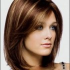 Medium length hairstyles brunette