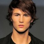 Medium long haircuts for men