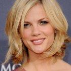 Mid length hairstyles with layers