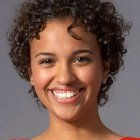 Natural curly hairstyles short