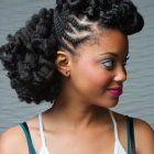 Natural prom hairstyles