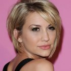 New hairstyles for women with short hair