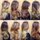 Ombre hairstyle 2015