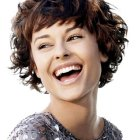Pictures short curly hairstyles