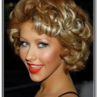 Pixie curly hairstyles