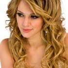 Pretty curly hairstyles