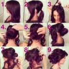 Prom hair tutorials