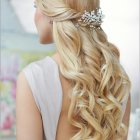 Prom hairstyles half up