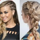 Prom night hairstyles