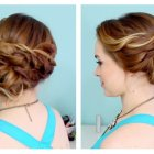 Quick prom hairstyles