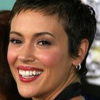Short black hair hairstyles