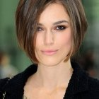 Short haircuts for heart shaped faces