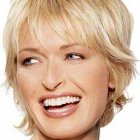 Short haircuts for women 50
