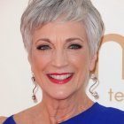 Short haircuts women over 60