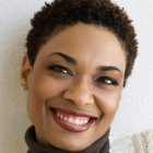 Short hairstyles for natural hair