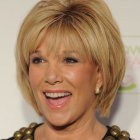 Short stylish haircuts for older women
