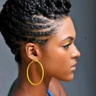 Twist black hairstyles